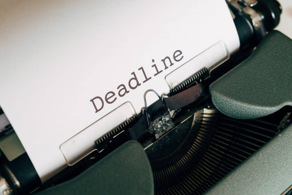 deadline for CJRS November claims