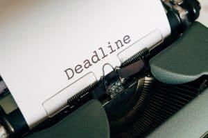 deadline for CJRS November claims